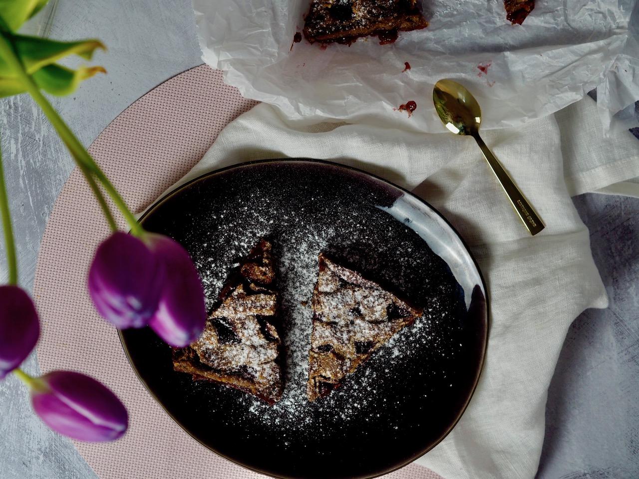Linzer Torte – Lower Carb