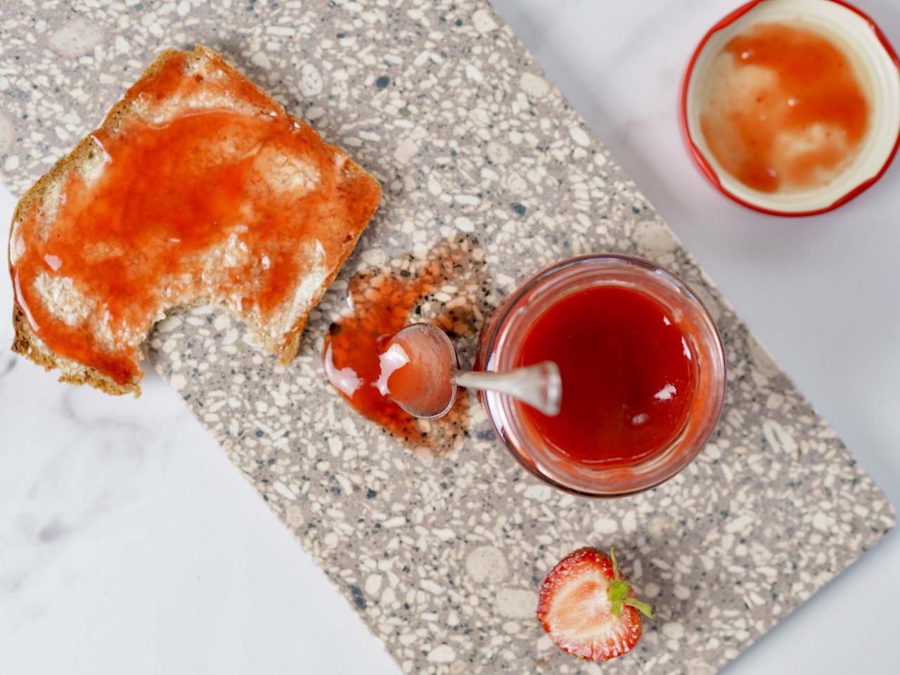 Erdbeer – Marmelade