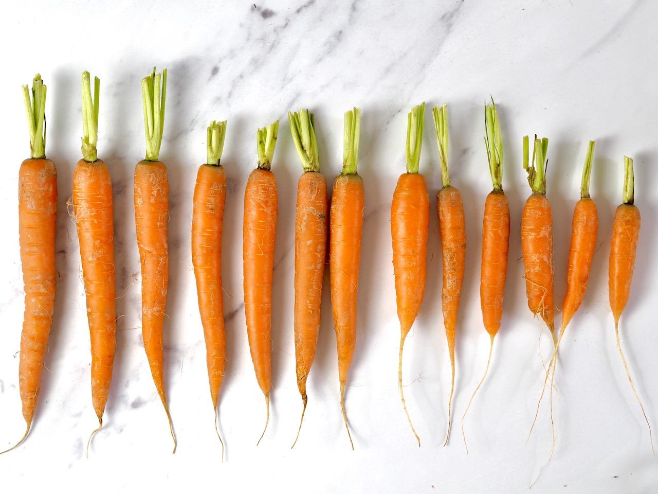 Pesto aus Karottengrün