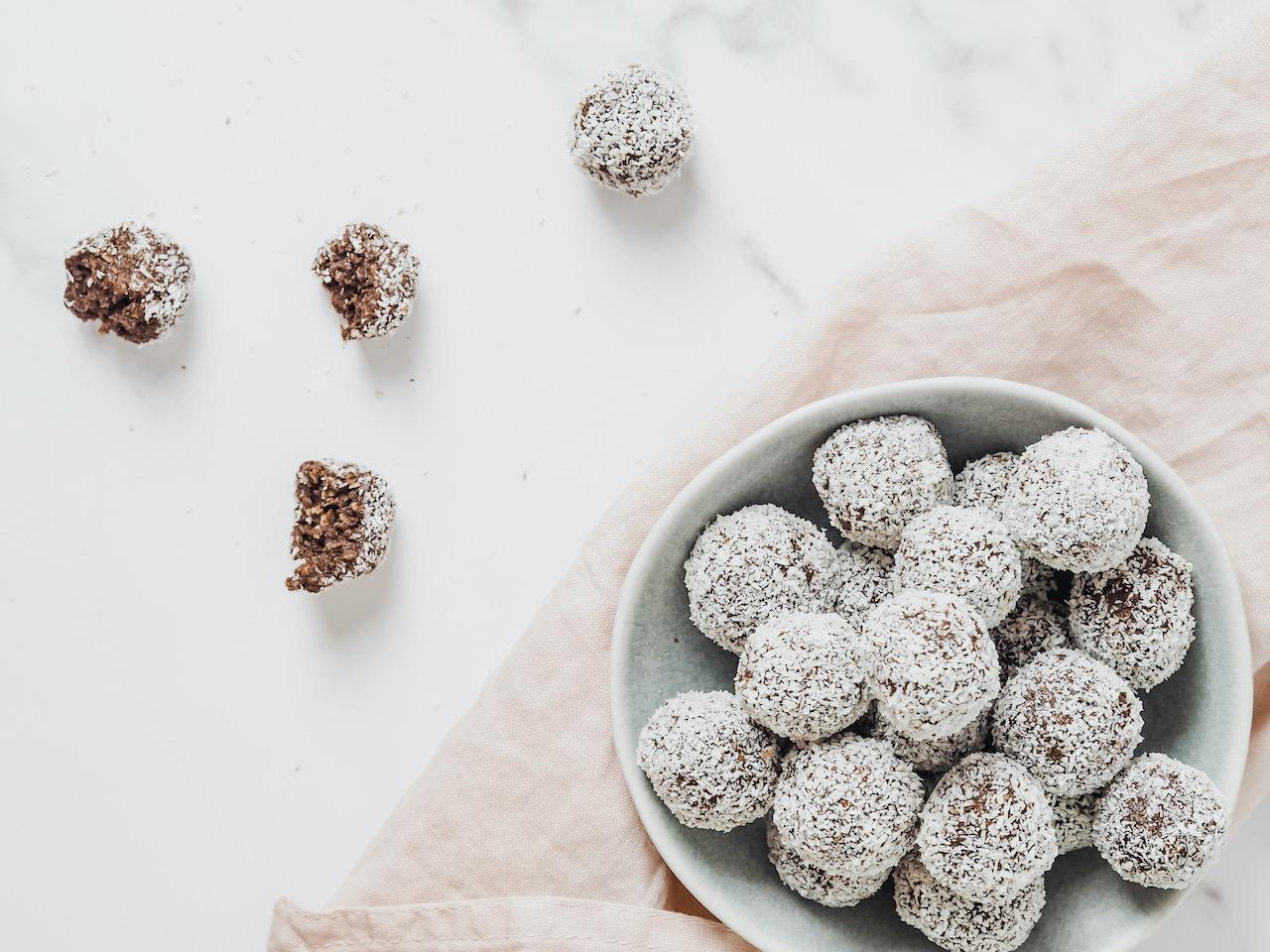 Chokladbollar – Schokobällchen